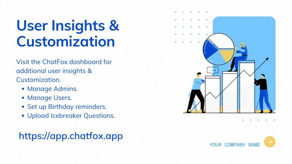 ChatFox Onboarding Deck 14